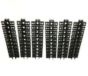Lego Technic Link Tread Part No 3873 Black x 10