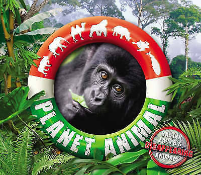 Planet Animal: Saving Earth's Disappearing Animals by Barbara Taylor...