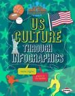 Us Culture Through Infographics by Nadia Higgins (Hardback, 2014)