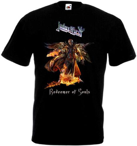 Judas Priest Redeemer of SoulsT-shirt black poster all sizes S...5XL