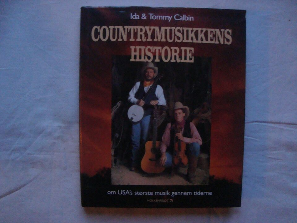 Countrymusikkens Historie