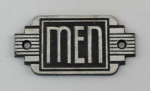 9977633-Cast-Metal-Door-Sign-Toilet-Men-Art-Deco-Rustic-14-5x6cm