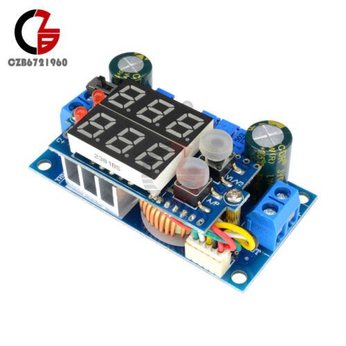 5A MPPT Solar Panel Controller DC-DC Step-down CC//CV Charging Module LED Display