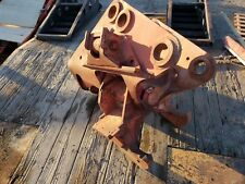 Wain Roy Tilt Attachment For Large Excavator Good Condition Shipping Available
