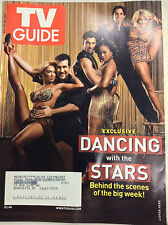 Tv Guide Magazine Dancing With The Stars May 14-20, 2007  041017nonr