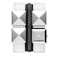 Karl Lagerfeld Kl2006 Ladies White Edge Watch - 2 Year Warranty