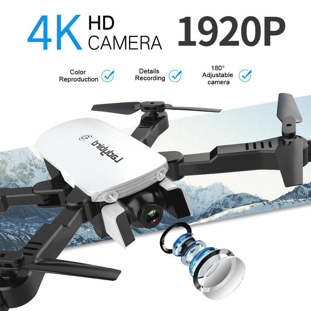4k dual fotocamera Drone WIFI 180 ° Wide ottico fiume RC Quadcopter Drone