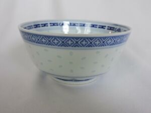 Chinese-Rice-Eyes-Translucent-Bowl-Porcelain-Small-Blue-White-Trinket-Dragon-Cup
