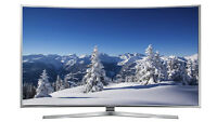 Samsung Un65js9000fxza - 65-inch Curved 4k Suhd Smart 3d Led Tv