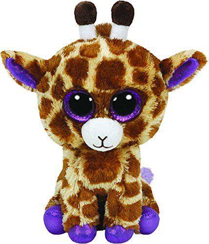 Ty UK 10-inch Safari Boo Buddy Plush