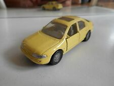 Siku Ford Mondeo Ghia in Yellow