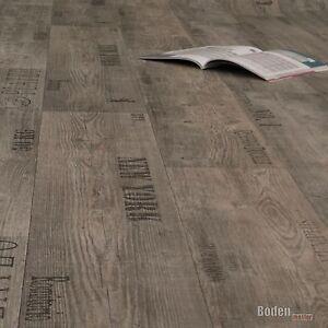 PVC Bodenbelag London Berlin New York Grau Breite 400 cm (9,50 €/m² ...