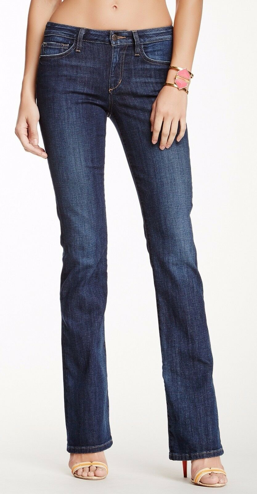Nwt Joe's The Honey Stretch Bootcut Jeans Curvy Denim Pants Monroe CRLMON5730 26