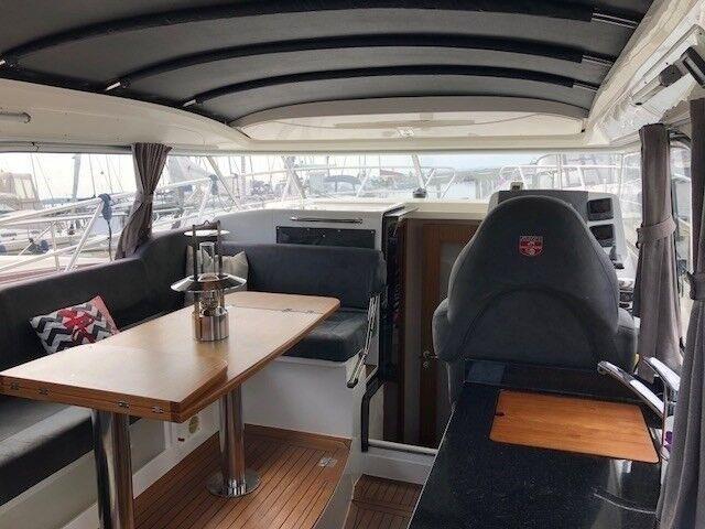 Marex 320 Cabin Cruiser, Motorbåd, årg. 2014