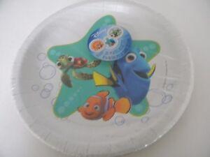 Image is loading Disney-20-Paper-Plates-8-3-4-034- & Disney 20 Paper Plates 8 3/4\