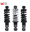 KS-Rear-Shock-Absorber-MTB-Bike-Spring-Rear-Biliary-Downhill-Shocks-165MM-550lb thumbnail 1