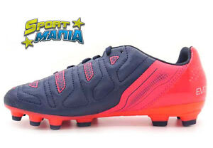 Puma-Evopower-4-2-AG-Bambino-Blu-Scarpe-Shoes-Calcio-103230-01
