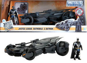 Batmobile & Figur Batman Justice League Tumbler Figure 1:24 Jada Toys 99232