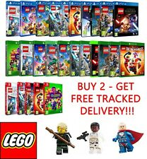 LEGO Game PS4 Xbox One XB1 Nintendo Switch Playstation - New Sealed Free UK P&P