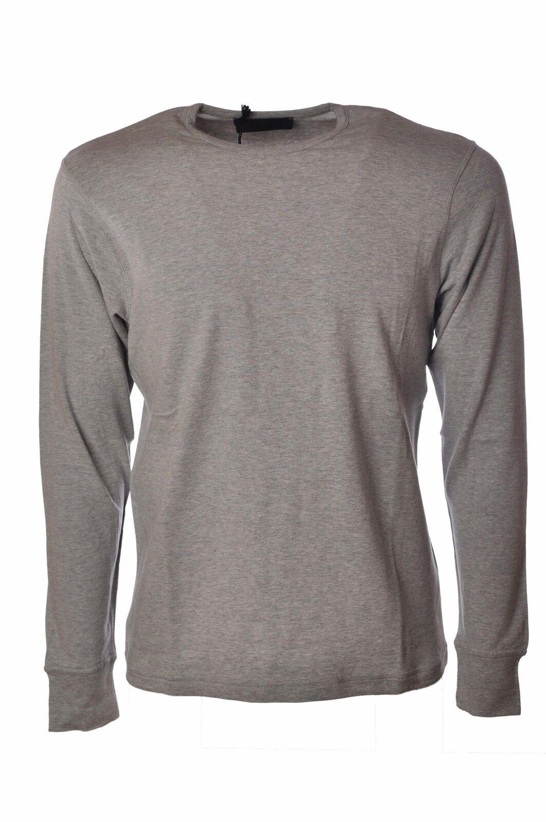 Alpha - Topwear-T-shirts - Man - Grau - 3765022B183912