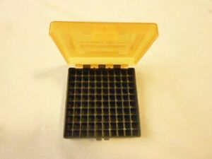22 lr Ammo Box / Case 100 Rounds of storage .22LR / .25 ACP (BUY 3 GET 1 FREE)
