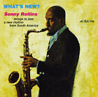 What's New? 0889853085927 by Sonny Rollins CD