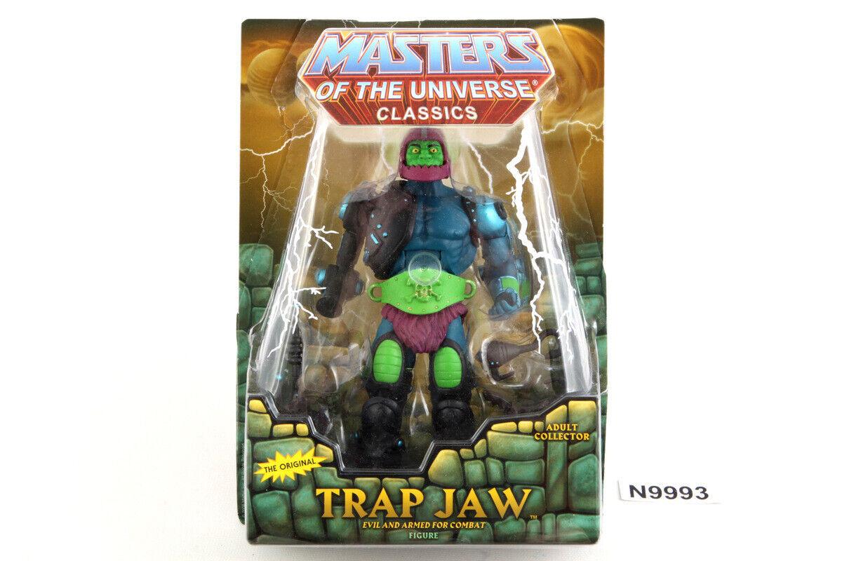 Trap Jaw låda Actions Classics (MOTUC) Heman MOTU
