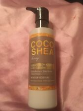 Bath And Body Works Coco Shea Honey Seriously Soft Body Lotion 7.8 Oz FULL  SIZE