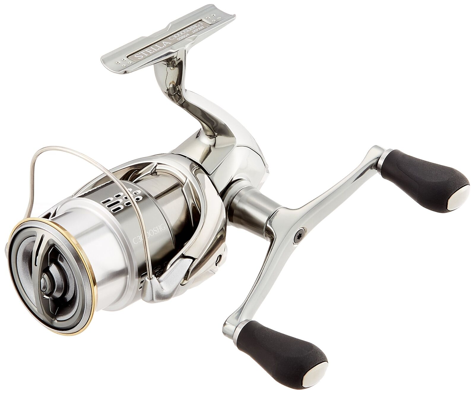 Shimano 18 Stella C3000CDHHG  Spinning reel from Japan New   sale online discount