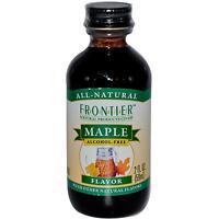 Frontier Maple Flavor Natural