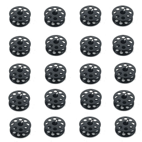 CHANDLER DY-337 BOBBINS W// HOLES M-STYLE NON SLOTTED #18034