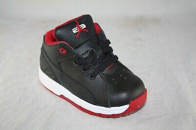 845206-011 Nike Toddler Jordan Ol/'school Low BT Black//Metallic Silver-Black