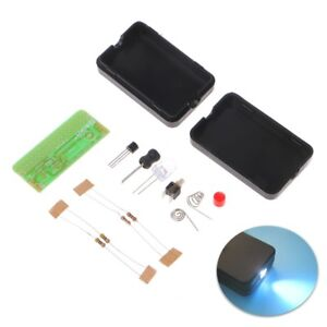 Details about DIY Kit 1 5V Universal Flashlight Soldering Circuit Board  Plate Electronic Parts