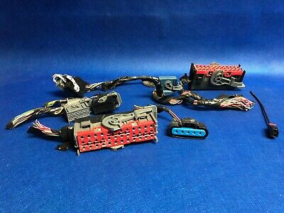 wiring harness plug connector ford mustang fuse box bcm fusebox  7r3t-14b476-ag j | ebay  ebay