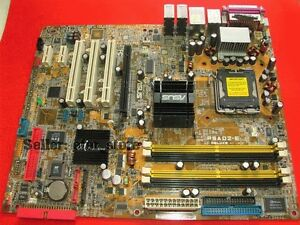 ASUS P5AD2-E DELUXE INTEL CHIPSET DRIVER WINDOWS