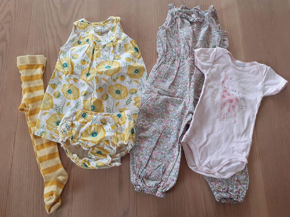 Blandet tøj, Str. 86. Sommertøj, Serendipity