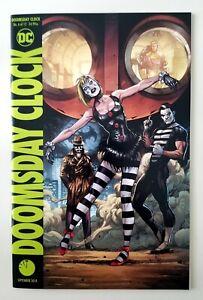 DOOMSDAY-CLOCK-6-DC-Comics-VARIANT-Gary-Frank-Cover-1st-Print-NM-Unread