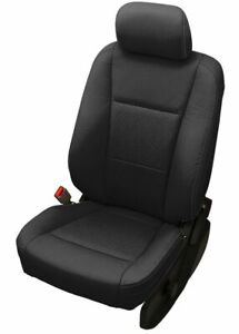 Fabulous Details About 2017 2018 Ford F250 F350 Xlt Supercrew Katzkin Leather Seat Covers Kit Black Caraccident5 Cool Chair Designs And Ideas Caraccident5Info