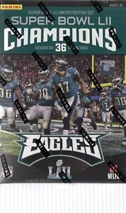 2017-Panini-Instant-Eagles-Super-Bowl-LII-Champs-Complete-Card-Set