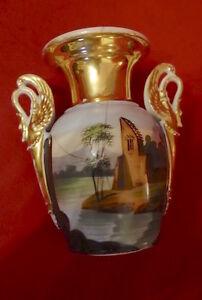 Vase-Empire-en-porcelaine-de-Paris
