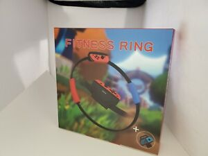 NEW Fitness Ring + Leg Strap For Ring Fit Adventure on Nintendo Switch  #T3
