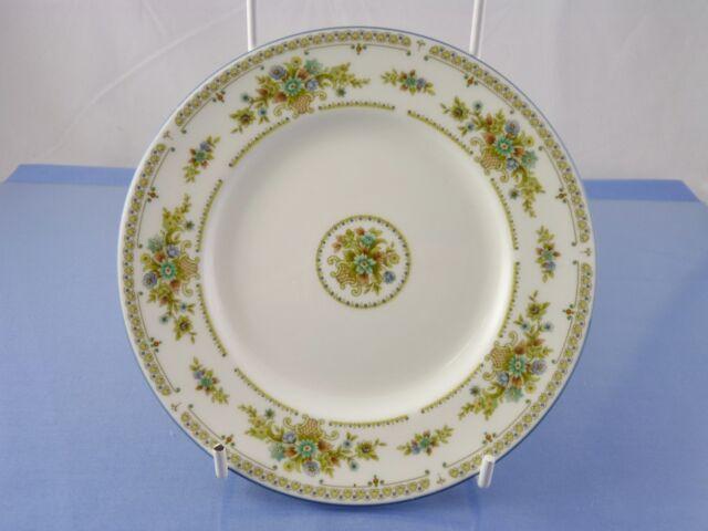 PETERSHAM R4536 BREAD u0026 BUTTER PLATE BY WEDGWOOD CHINA & Wedgwood Petersham 2 Salad Plates Bone China R4536 Great | eBay