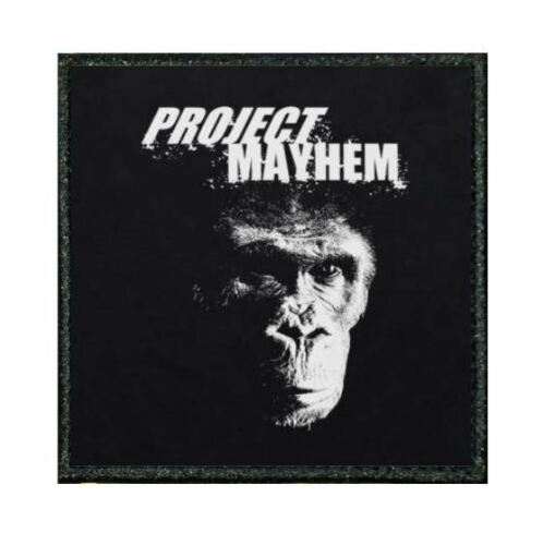 FIGHT CLUB PROJECT MAYHEM 044B TV MOVIE PATCH FROM OUR TIV RANGE