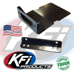 Details about KFI American Sportworks Landmaster 4x4 500 / 650 / 700 Winch  Mount #100950