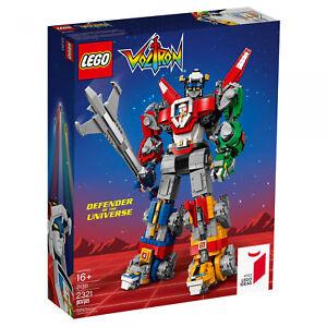 Lego Ideas 21311 Voltron Legendary Defender Of The Universe Neuf Dans Sa Boîte Neuf Livraison Rapide-afficher Le Titre D'origine