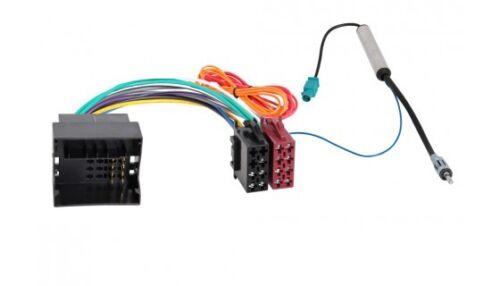 Astra H Câble Adaptateur pour Autoradio Antenne Opel Agila B Corse C//D