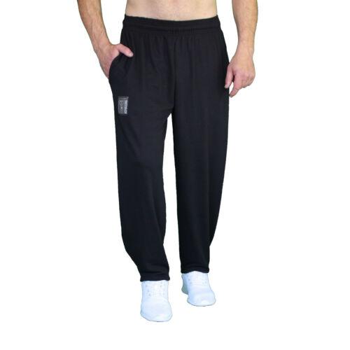 schwarze Fitnesshose BW ohne Druck Free4Sport von Mordex für Bodybuilding