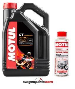 Aceite-Motos-4T-Motul-7100-20W50-pack-4-litros-Harley-Davidson-Engine-Clean