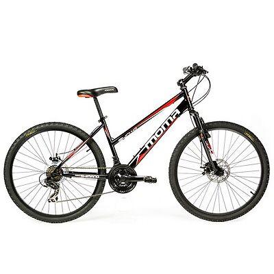"Bicicleta Monta¤a Mountainbike MTB BTT 26"" SHIMANO, DOBLE DISCO y SUSPENSI?N"