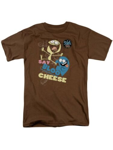 Foster/'s Home For Imaginary Friends Say Bloo Cheese Cartoon Network Adult Tee